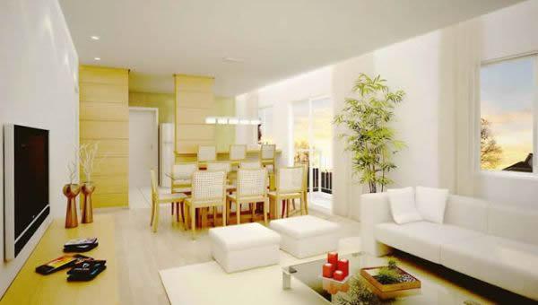 Cozinha com sala 16