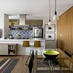 Cozinha conjugada à sala: 20 dicas