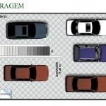 Tamanho da Garagem Ideal para Carros