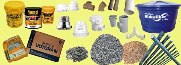 Lista de material de constru o para obra b sico - Material de obra ...