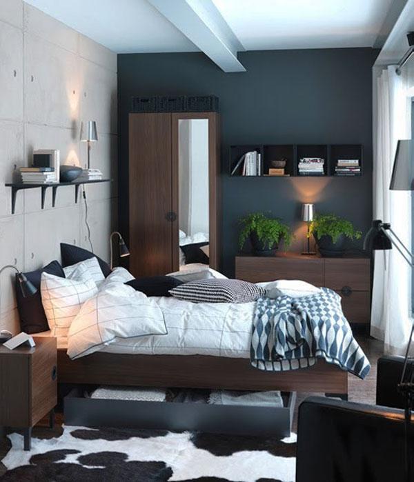 Quartos de Apartamentos Decorados