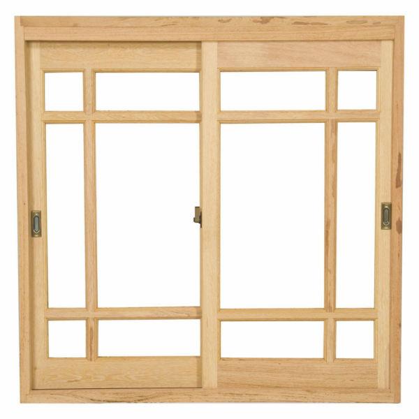 grades para janelas de madeira 2
