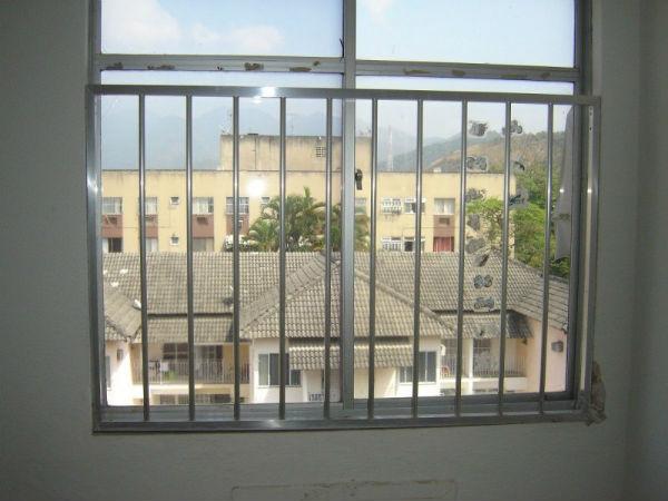 grades para janelas em inox