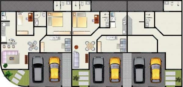 Casa geminada 6