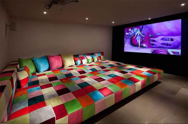 10 salas de cinema em casa Como fazer : Cinema 10 from www.tudoconstrucao.com size 600 x 398 jpeg 51kB