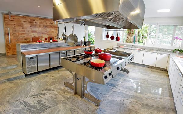 Cozinha Gourmet 10
