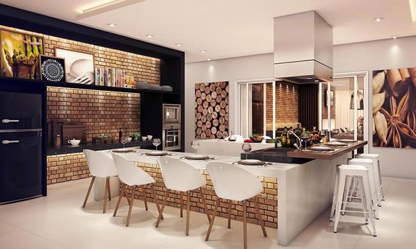Cozinha Gourmet 20