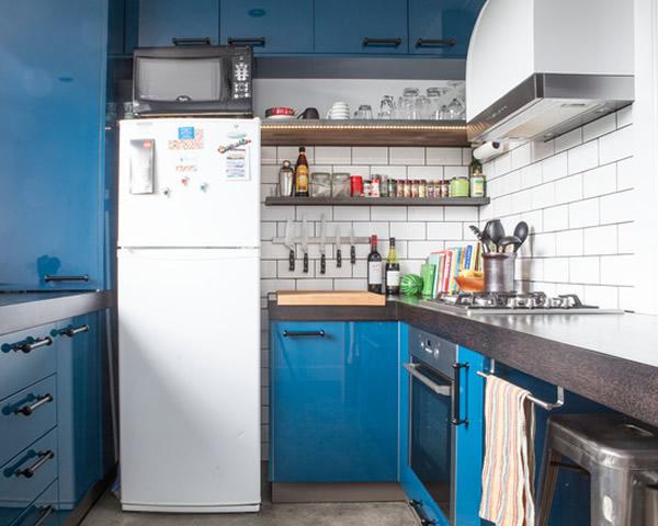 Cozinha modulada 16