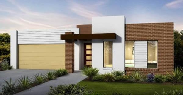 Fachadas de casas 2018 100 modelos para lhe inspirar for Modelo de fachadas para casas modernas