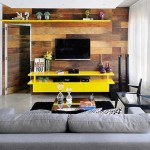 10 modelos incríveis de sala de TV