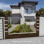 100 modelos de portões bonitos e diferentes