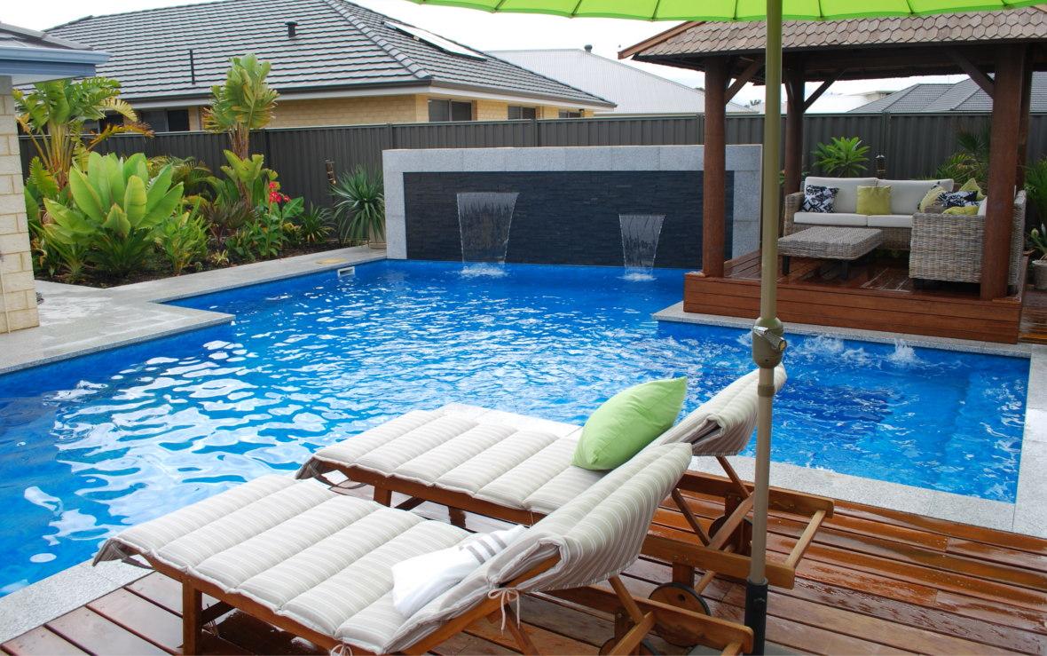 Modelos de piscinas para sua casa 40 fotos for Fotos de piscinas infinity