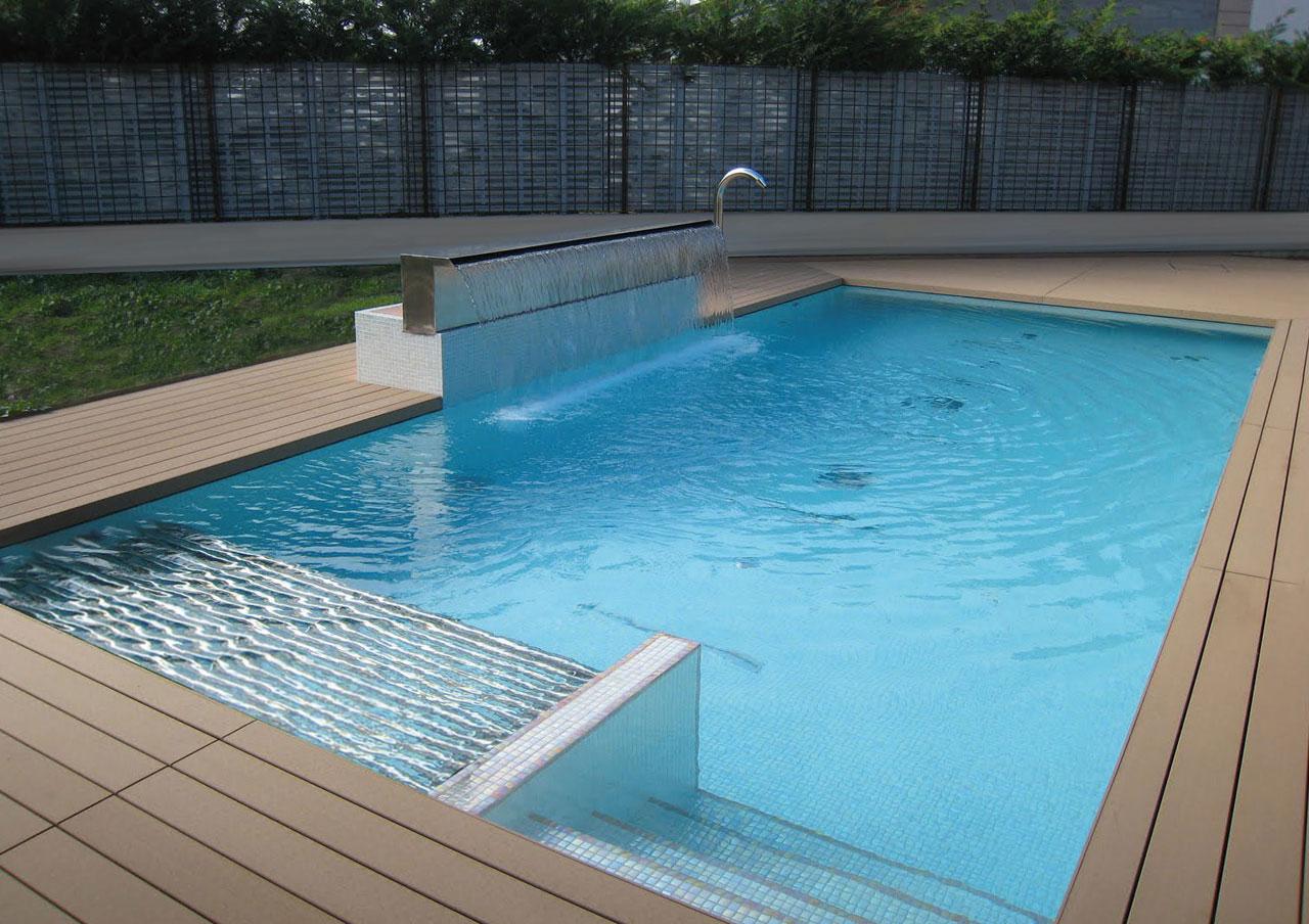 Modelos de piscinas para sua casa 40 fotos for Modelos de piscinas campestres