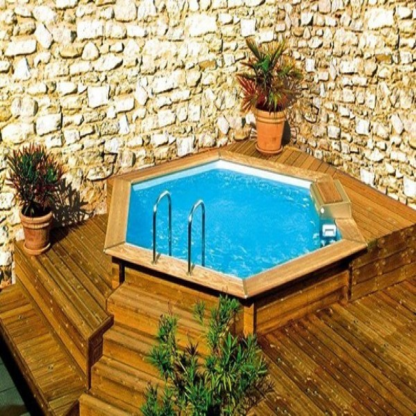 Modelos de piscinas para sua casa 40 fotos for Piscinas dentro de casa