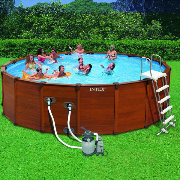 Modelos de piscinas para sua casa 40 fotos for Piscinas de plastico para ninos