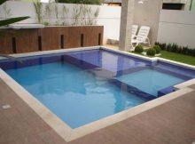 Como construir uma piscina