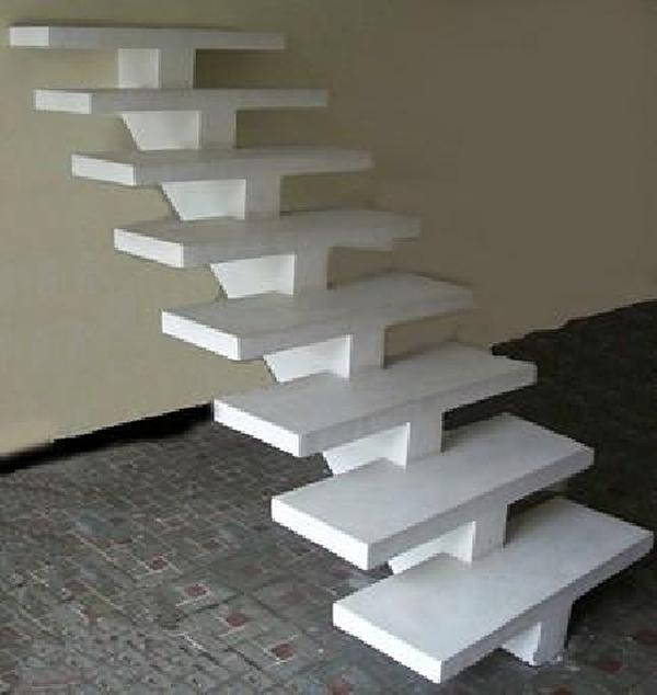 Escada de concreto 2