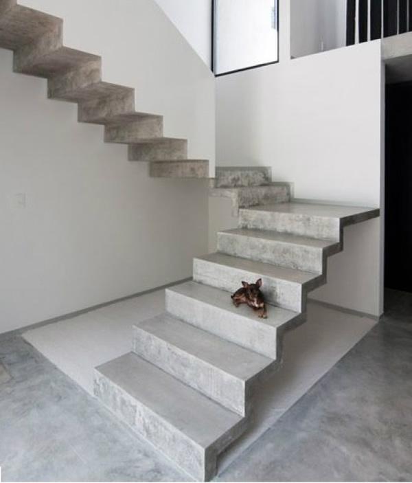 Escada de concreto 3