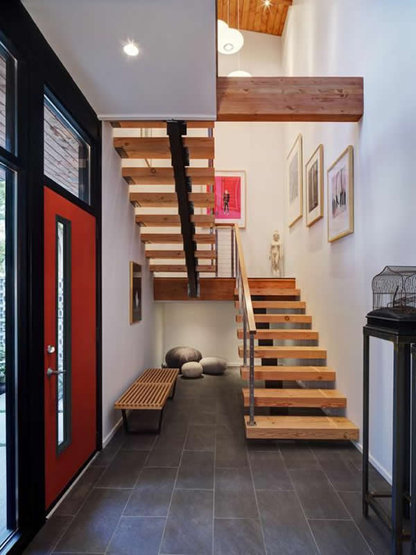 Escada de madeira 2