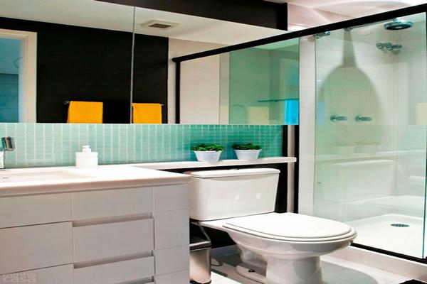 Banheiro Modernos Mais de 87 modelos inspiradores! # Banheiro Mais Modernos Do Mundo