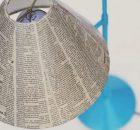 Artesanato com jornal: Mais de 56 modelos incríveis