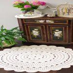 Tapetes de Crochê: 35 modelos para fazer o seu