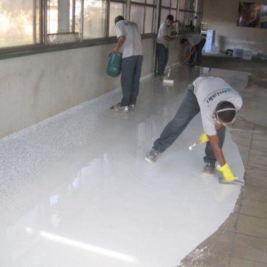Porcelanato Liquido sobre Pisos: Como funciona, Modelos