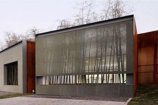 Fachadas met licas 30 modelos de projetos modernos - Material para fachadas ...