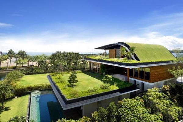 Fachadas Verdes Ecológicas: 30 modelos de projetos incríveis