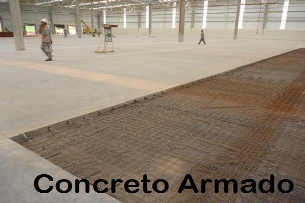 Piso de concreto: O que é? Vantagens, preço, tipos