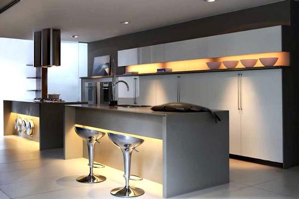 Cozinhas modernas 2019 75 projetos incr veis for Casa moderna tecnologica