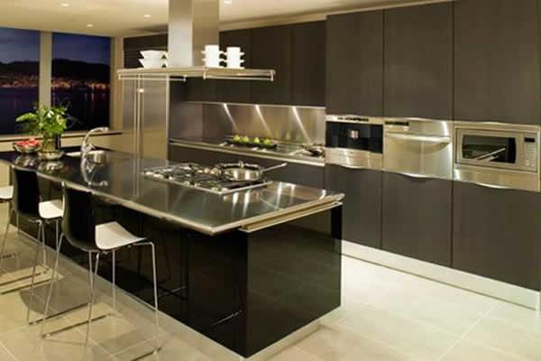 Cozinhas Modernas 2018 75 Projetos Incr Veis
