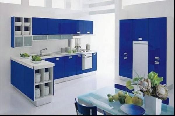 Cozinhas modernas 2018 75 projetos incr veis - Armarios para casas pequenas ...
