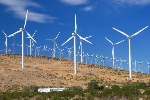 fonte de energia eolica
