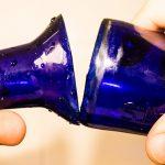Como cortar garrafa de vidro
