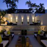 10 ideias de iluminação para área externa de casa