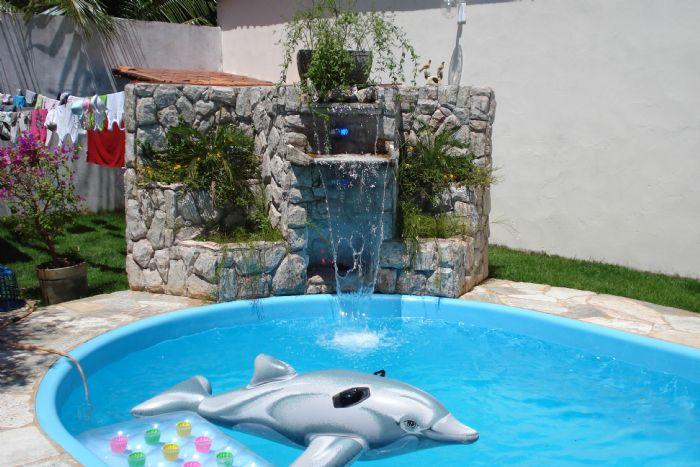 Cascata para piscina conhe a 10 modelos perfeitos for Piscinas modelos formas