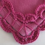 5 Modelos de Bicos de Crochê (Passo a Passo)
