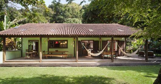 Casa de fazenda 10 modelos que d o o que falar for Casa moderna jardin d el menzah