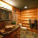 Banheiro Rústico: 9 modelos para inspirar
