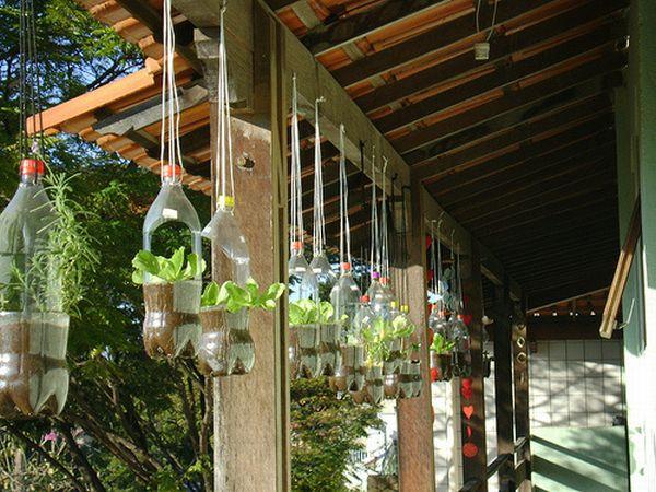Horta Vertical Suspensa