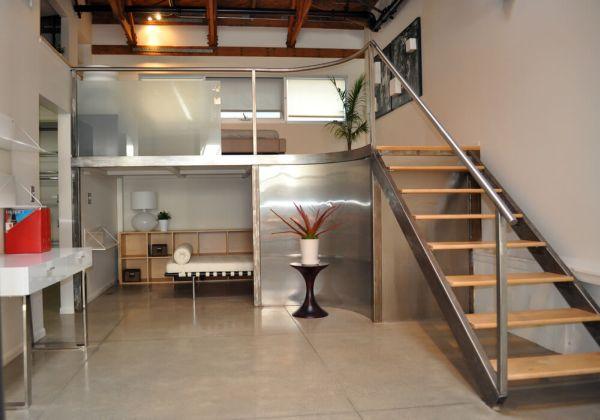 Loft pequeno como decorar e aproveitar melhor o espa o - Loft pequeno ...