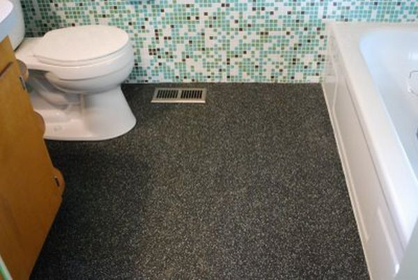 Piso antiderrapante para banheiro