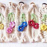 Como fazer Puxa saco de crochê: 10 inspirações