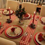 Decoração de Mesa de Natal: Como fazer