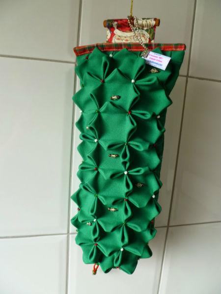 Puxa saco com temas natalinos