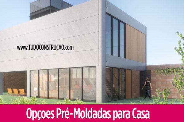 5 casas pré-moldadas 2018