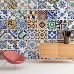 Azulejo Português: Como usar na construção