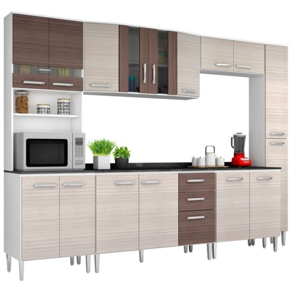 Modelos de cozinha modulada