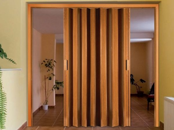 Portas de PVC